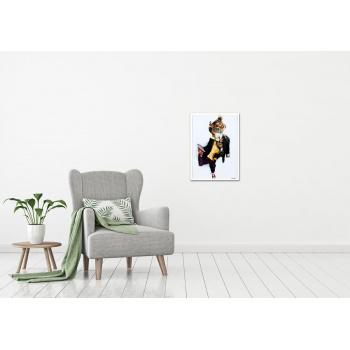 BSQT Girl von Marshal Arts - Raumansicht