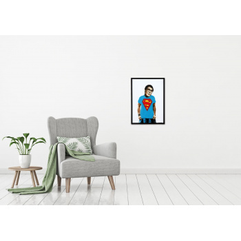 Clark Kent by Marshal Arts - room view