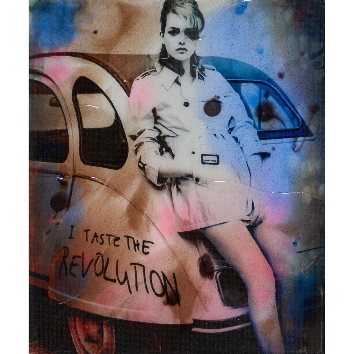 The revolution von Jörg Döring