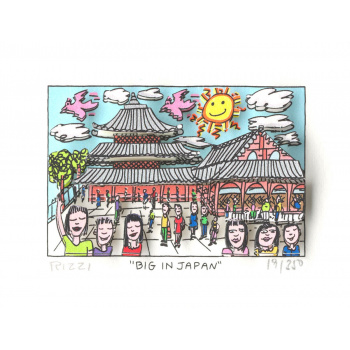 Big in Japan von James Rizzi