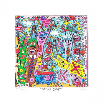 Bronx beat von James Rizzi