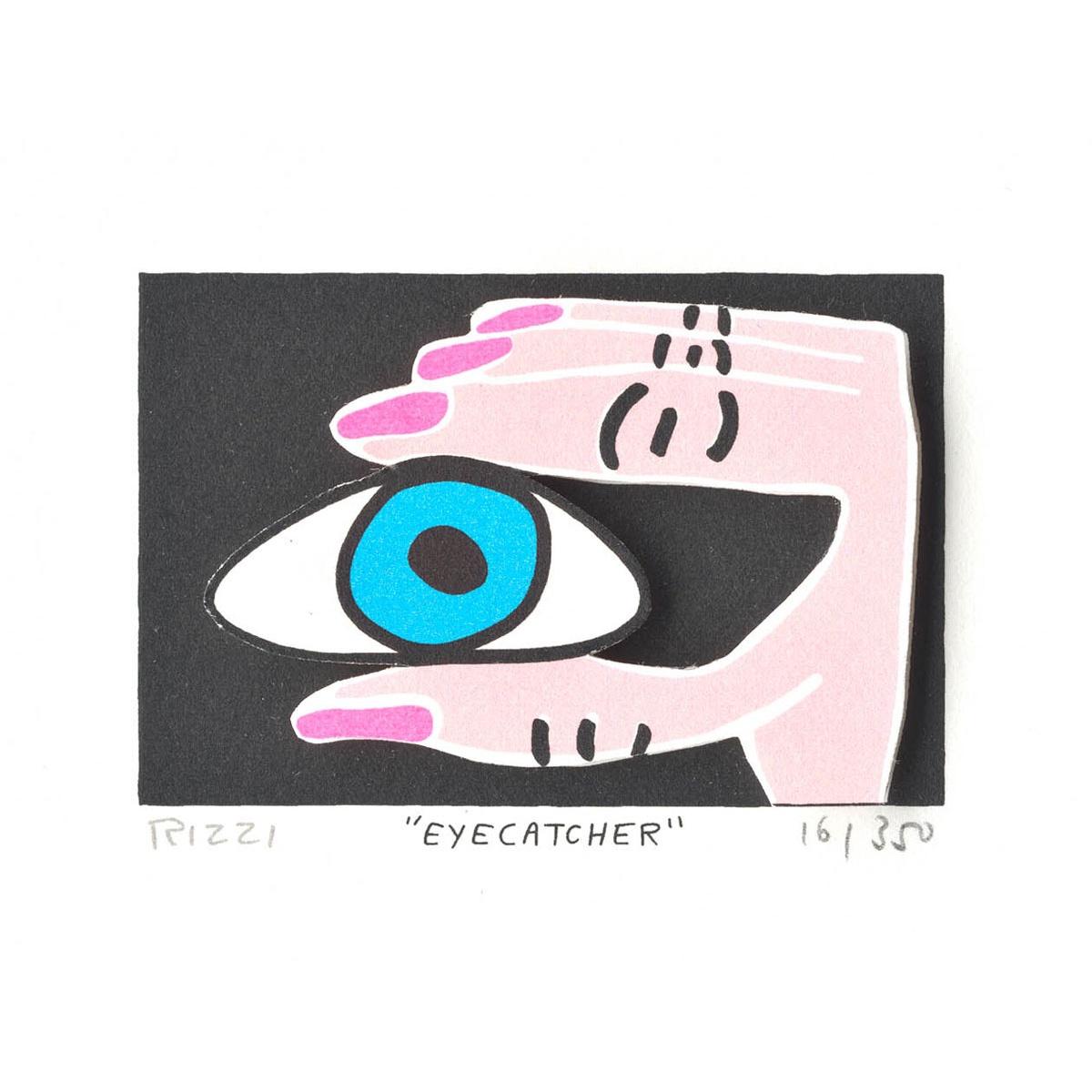 Eyecatcher von James Rizzi