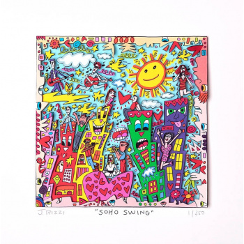 Soho swing von James Rizzi