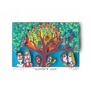 Summer love von James Rizzi