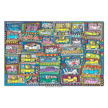 The romance of the road von James Rizzi