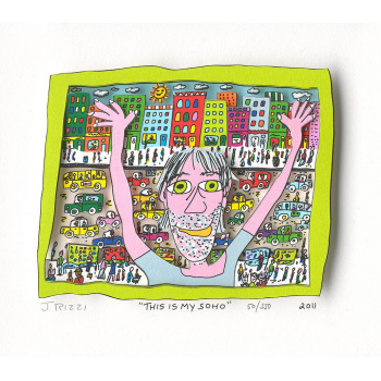 This is my Soho von James Rizzi