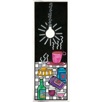 Light me up von James Rizzi