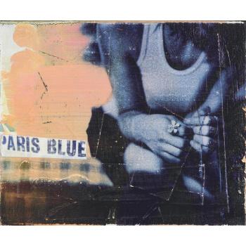 Paris Blue von Jörg Döring