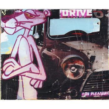 Pink Drive von Jörg Döring