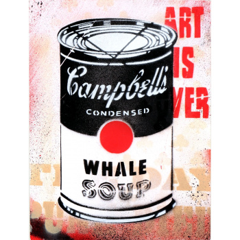 Mini Vandals - Campbell's Whale Soup by mittenimwald