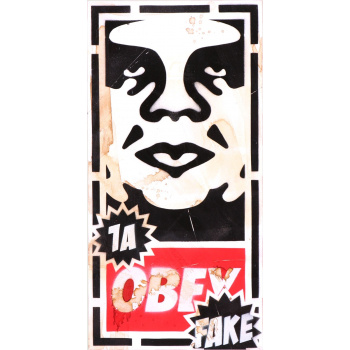 1A Obey Fake by mittenimwald