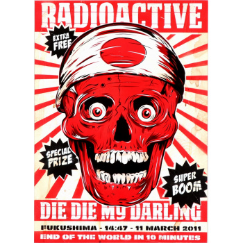Radioactive Fact II by mittenimwald