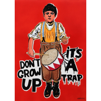 Don't grow up von R.F.ART