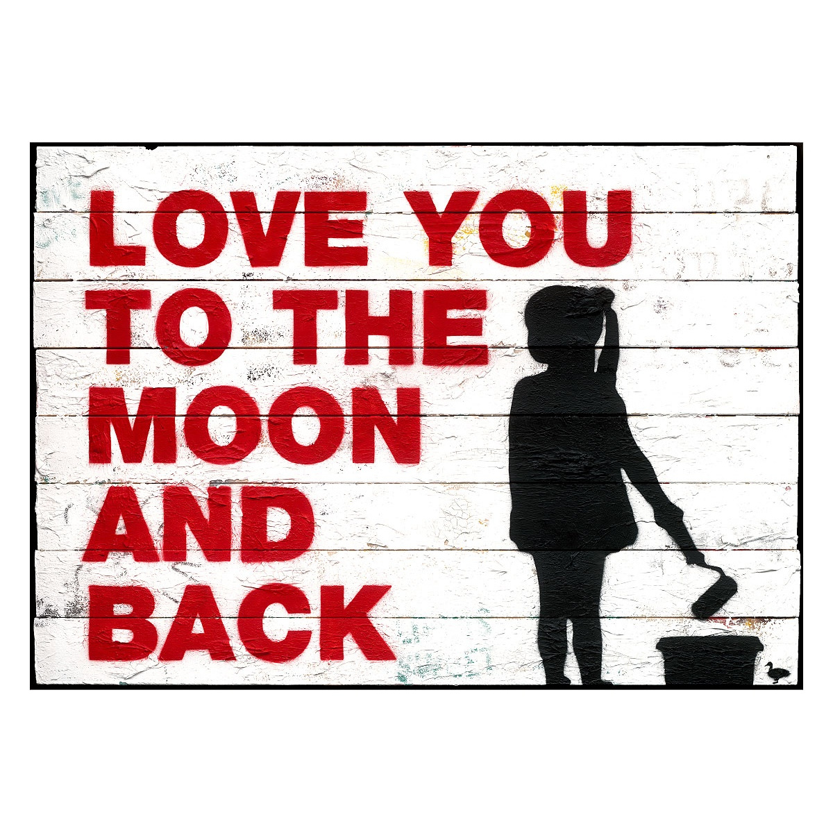 Love You To The Moon And Back von Van Ray