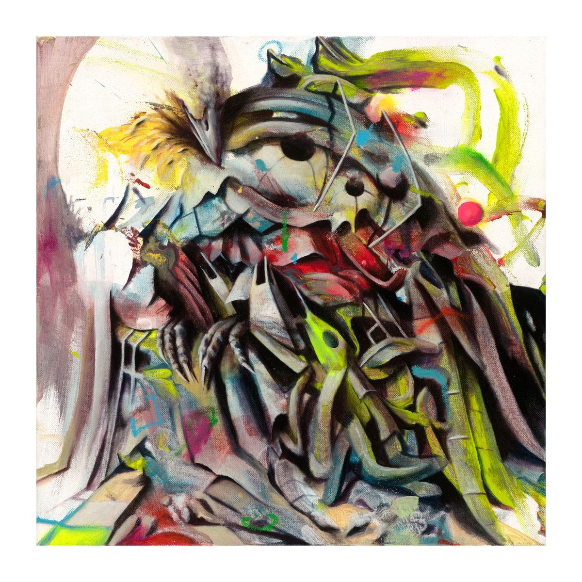 Darwin Fink I by Ben Burkard