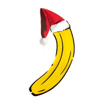Weihnachts-Banane
