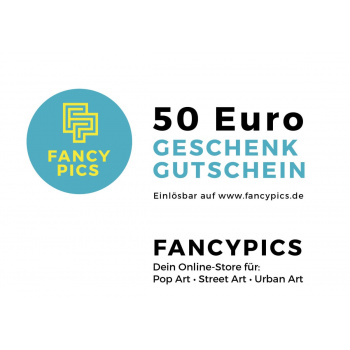 FancyPics 50€ Geschenkgutschein