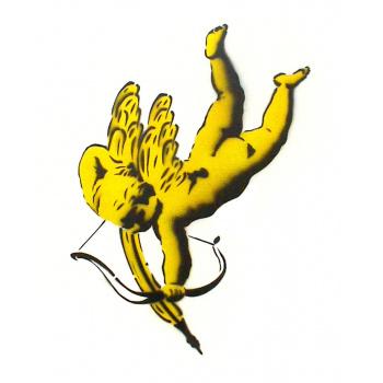 Amor-Banane von Thomas Baumgärtel