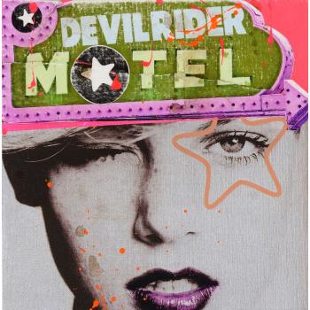 Devil's Motel von Jörg Döring