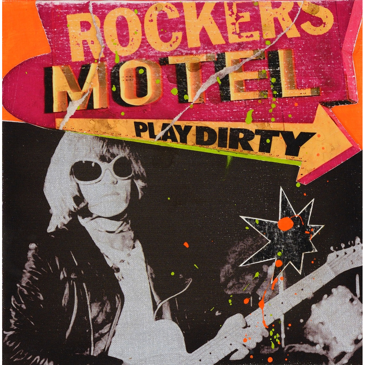 Rocker's Motel von Jörg Döring