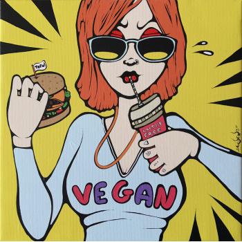 Hyper Vegan by Ewen Gur