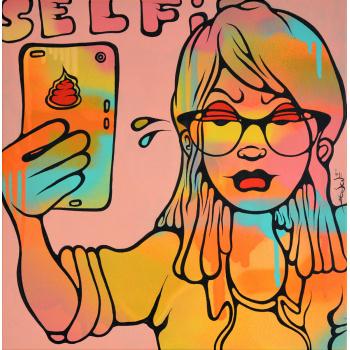 Selfie-ish 2 by Ewen Gur
