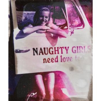 Naughty girls von Jörg Döring