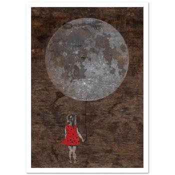 Mondmädchen