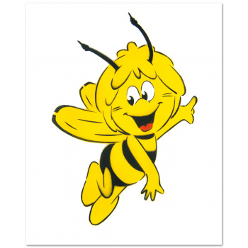 Biene Maja von Thomas Baumgärtel