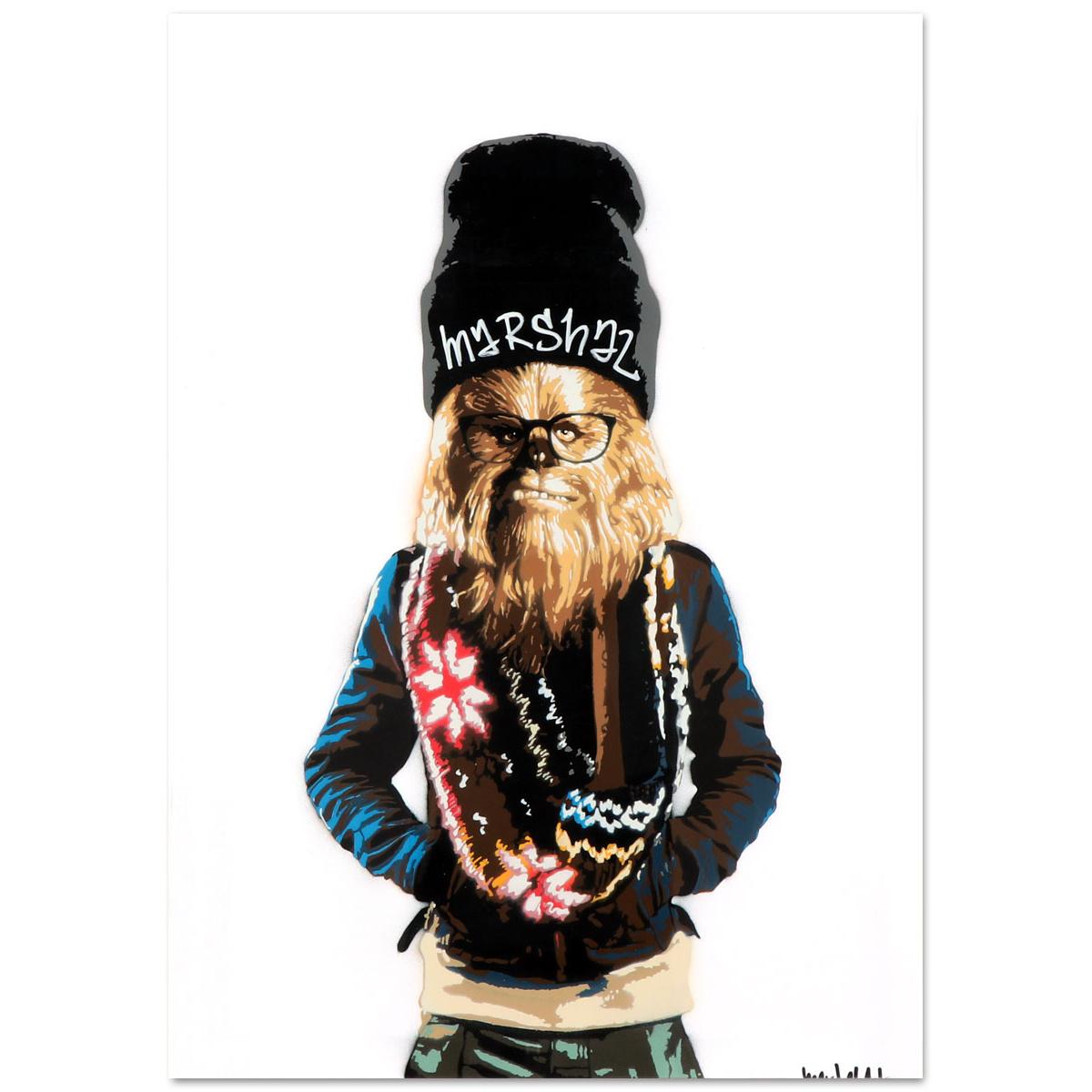 Chewbacca von Marshal Arts