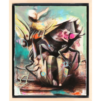 Bug I by Ben Burkard