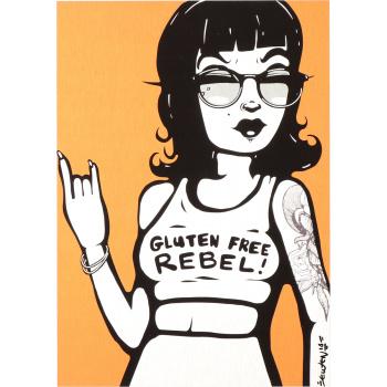 Gluten Free Rebel von Ewen Gur