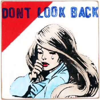 Don't look back by Kati Elm