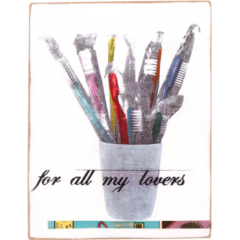 For All My Lovers von Kati Elm
