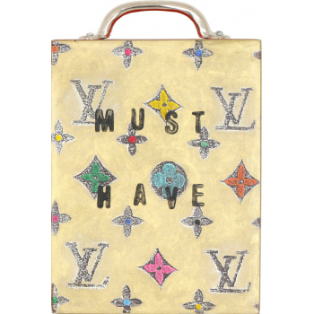 LV Bag by Kati Elm