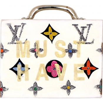 Must Have Bag II by Kati Elm
