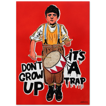 Don't grow up by R.F.ART