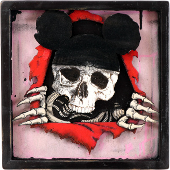 Dead Mouse (Pink Edition) von xxxhibition