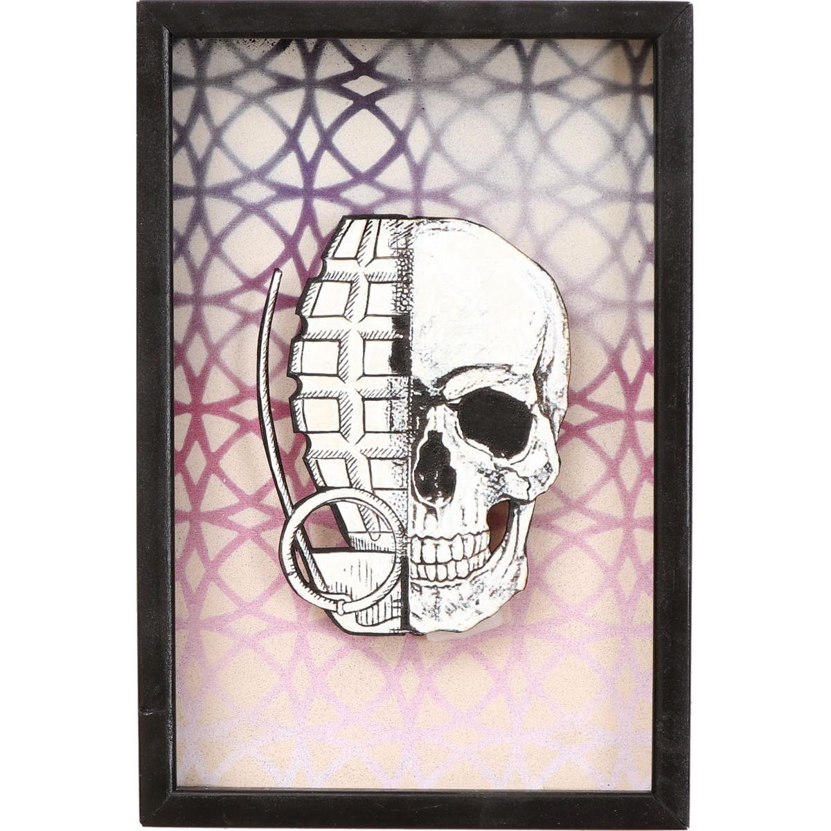 He Skull (Circle Edition) von xxxhibition