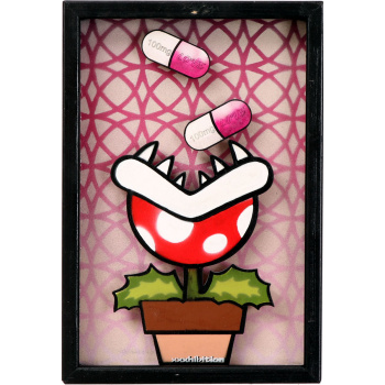 Killer plant 200mg love (Circle Edition) von xxxhibition