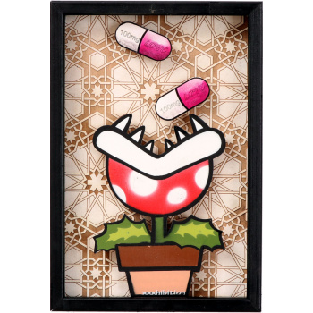 Killer Plant 200mg Love (Ornament Edition) von xxxhibition