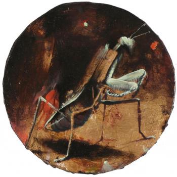 Gottesanbeter x 2 by Ben Burkard