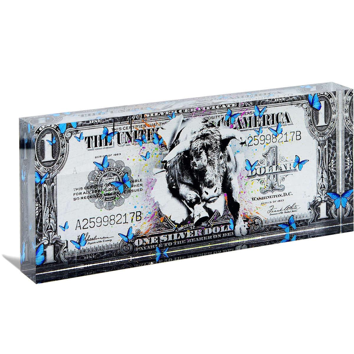 One Dollar Silber von Devin Miles