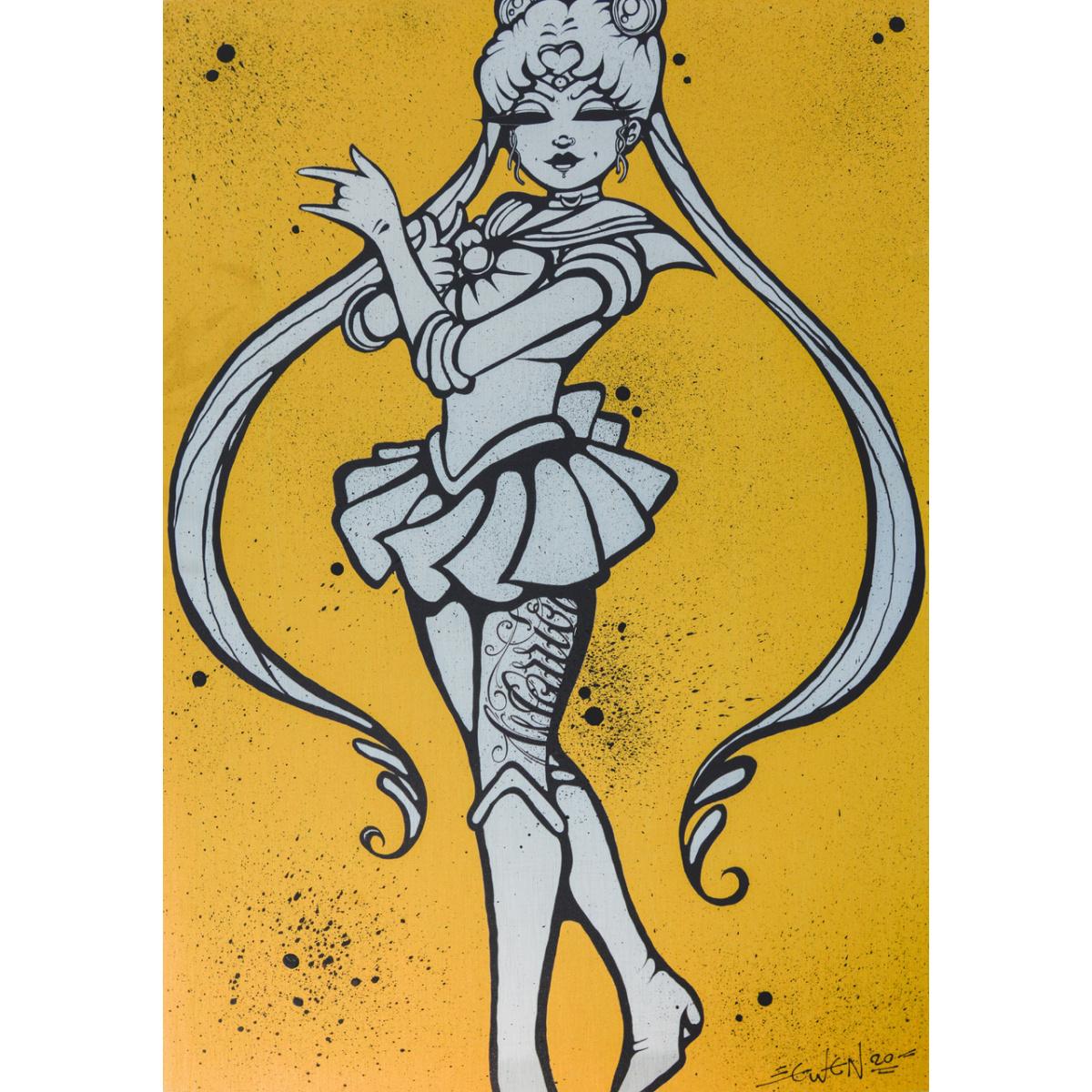Sailor Moon Revisited von Ewen Gur