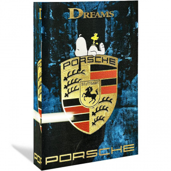 Porsche Dreams von Devin Miles.