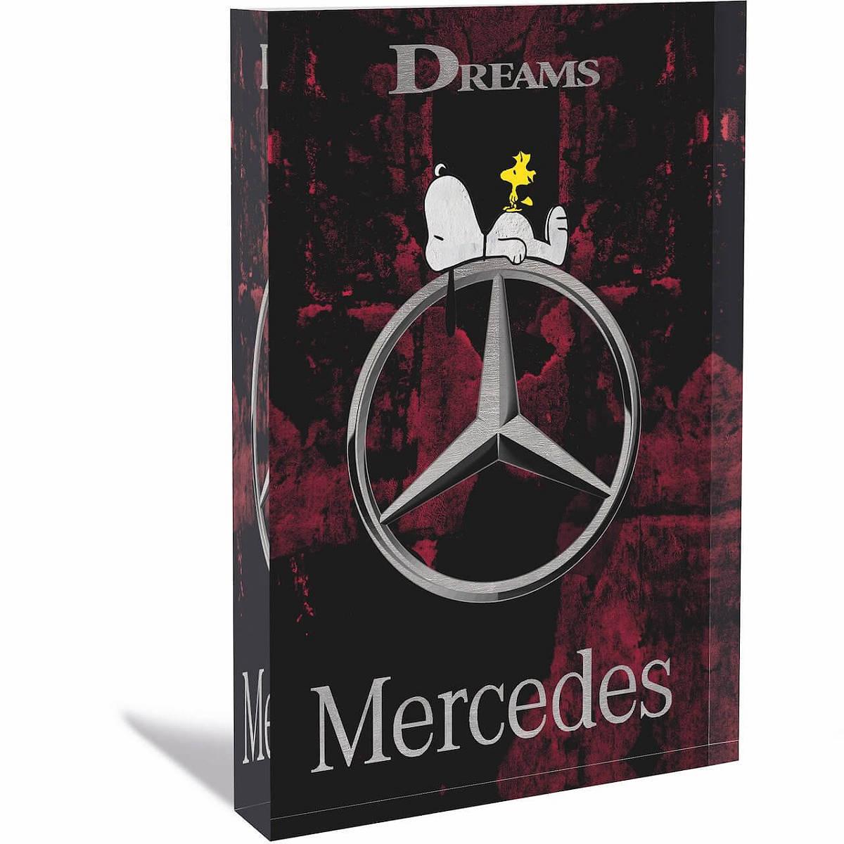 Mercedes Dreams von Devin Miles.