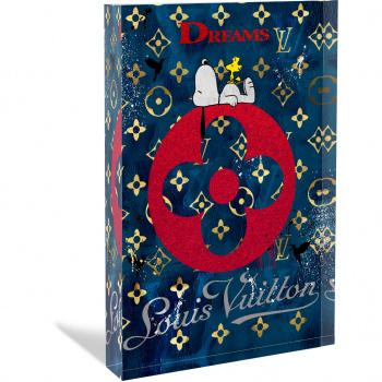 Louis Vuitton von Devin Miles.