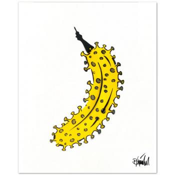 Corona-Banane von Thomas Baumgärtel