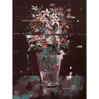 Flowers Alpha I von Georg Pummer