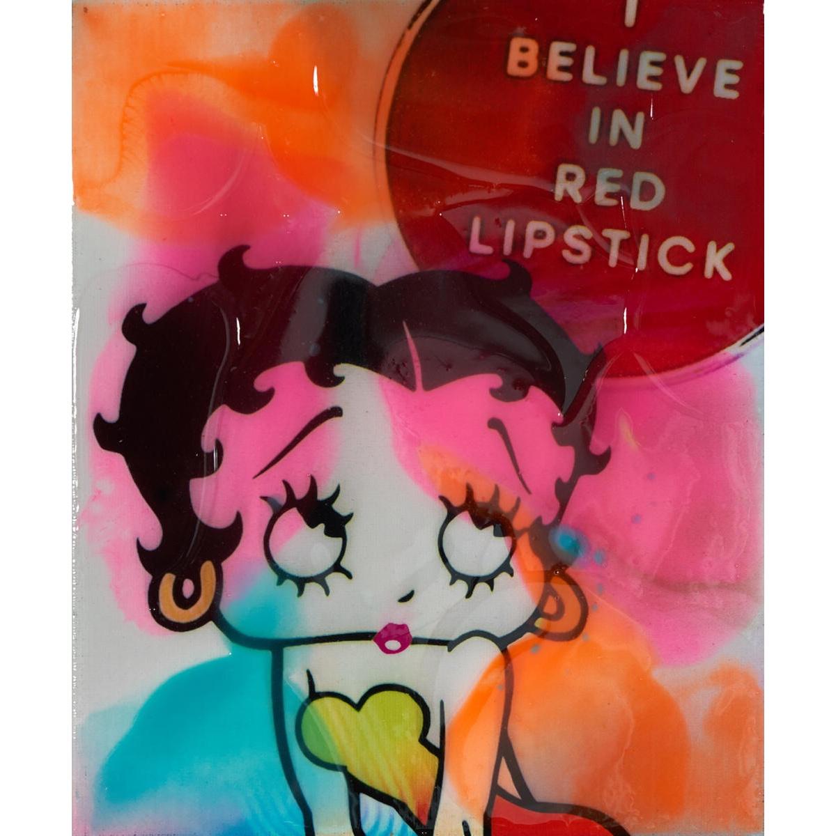 Red Lipstick von Jörg Döring